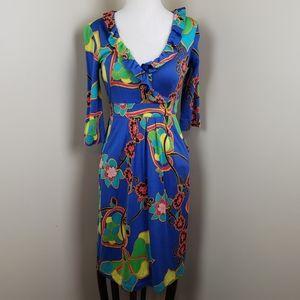 Lily Pulitzer Silk blend dress